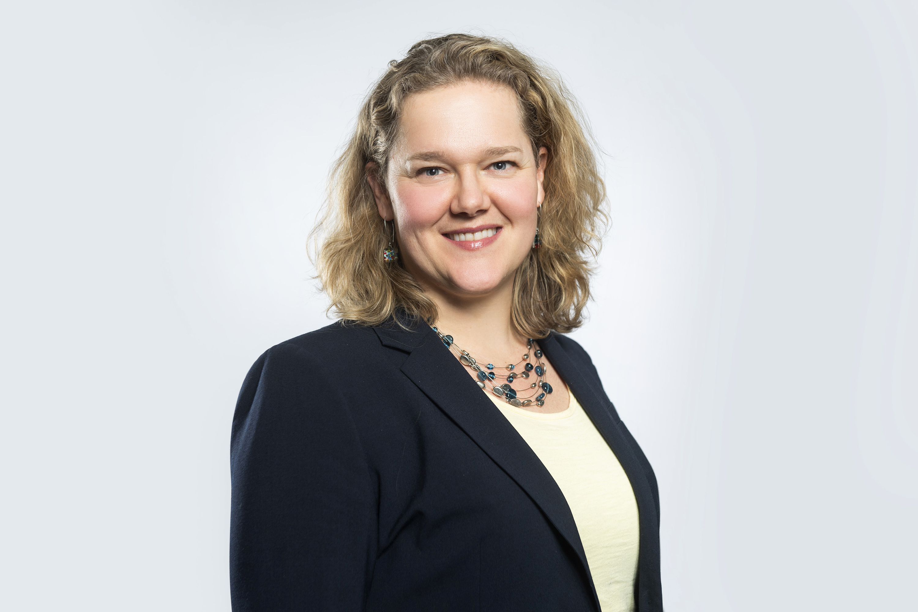 headshot of Laura Visser, CEO